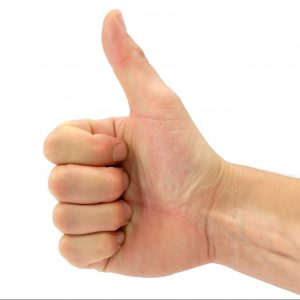 Thumbs Up for Home Improvements in Swansea
