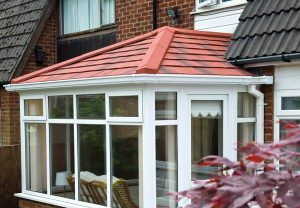 Conservatory Roof Tiling