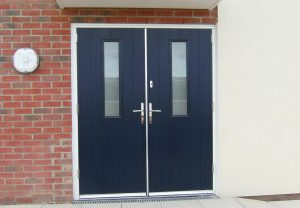 Modern and contemporary composite doors