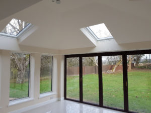 tiled conservatory roof costs newport