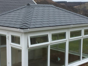 tile conservatory roof prices newport