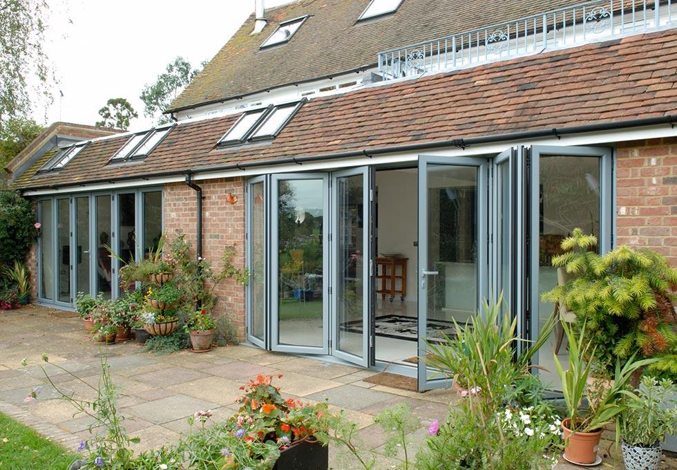 aluminium bi-fold doors prices swansea