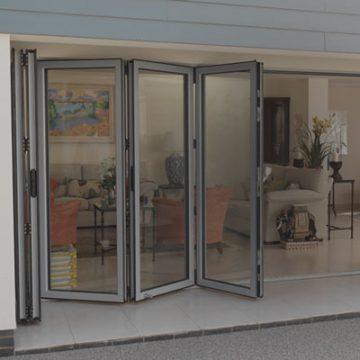 aluminium bi-fold doors swansea