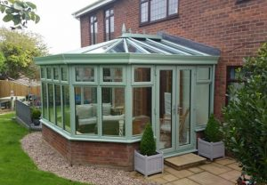 conservatory roof chartwell green