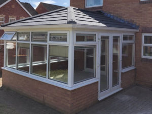 tiled conservatory roof quotes newport
