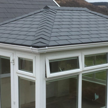 replacement conservatory roof port talbot