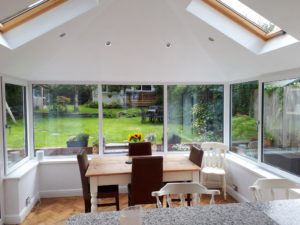 tile conservatory roof newport