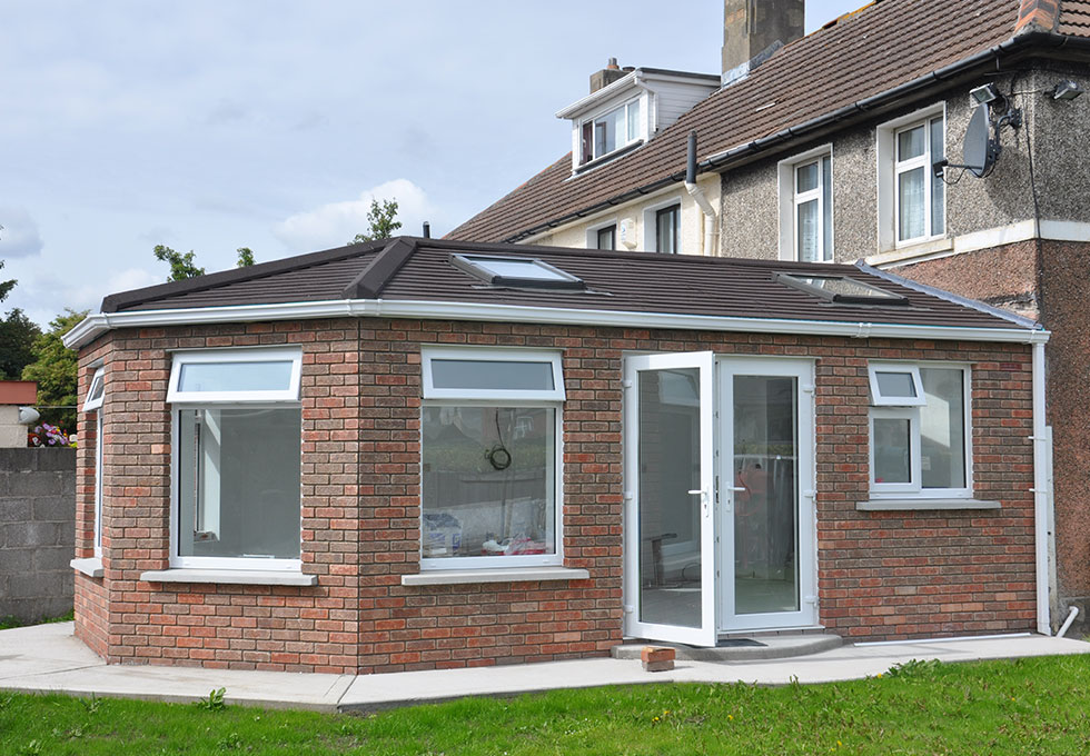 Warm Conservatory Roof Installations Newport