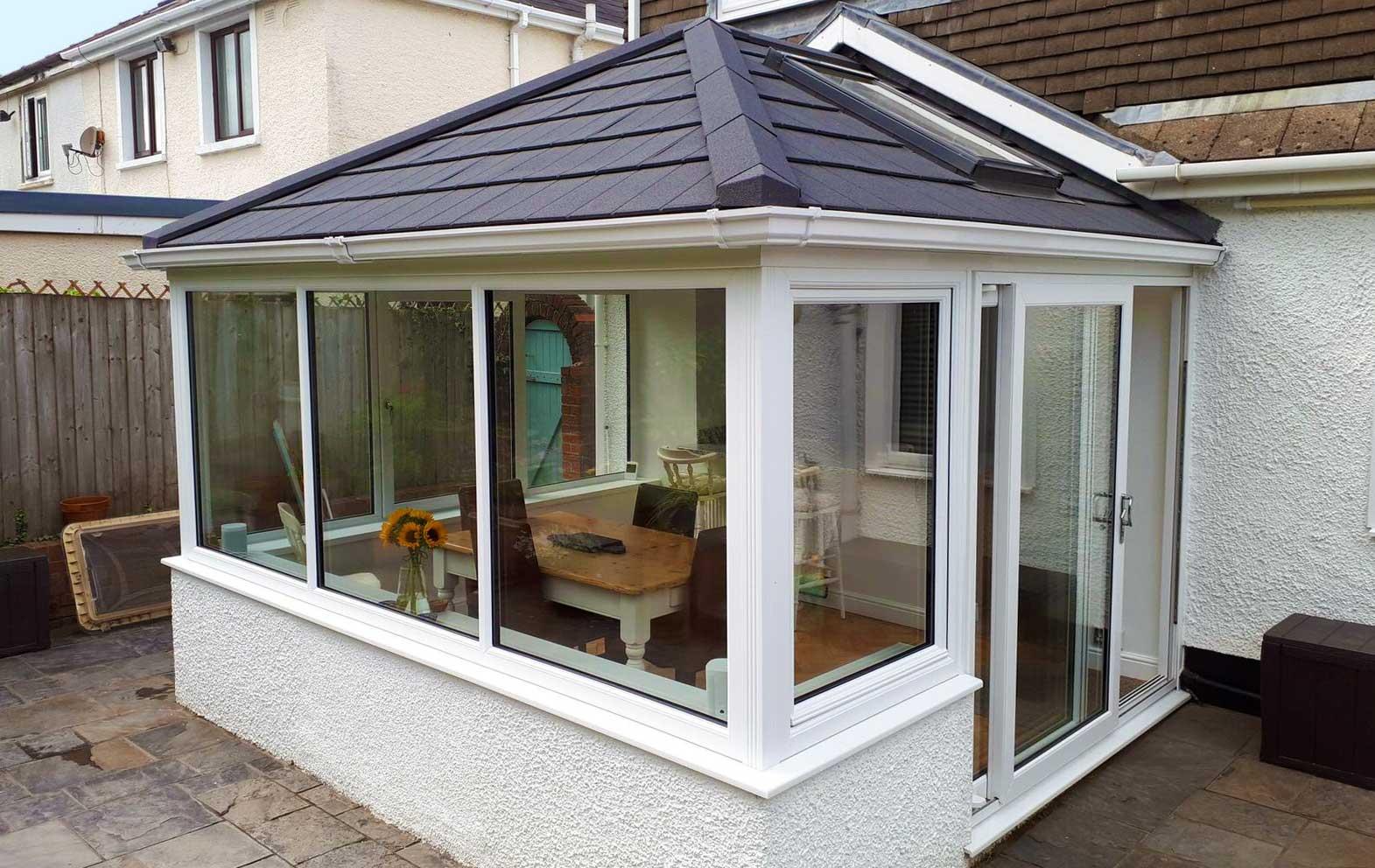conservatory roof pontypool