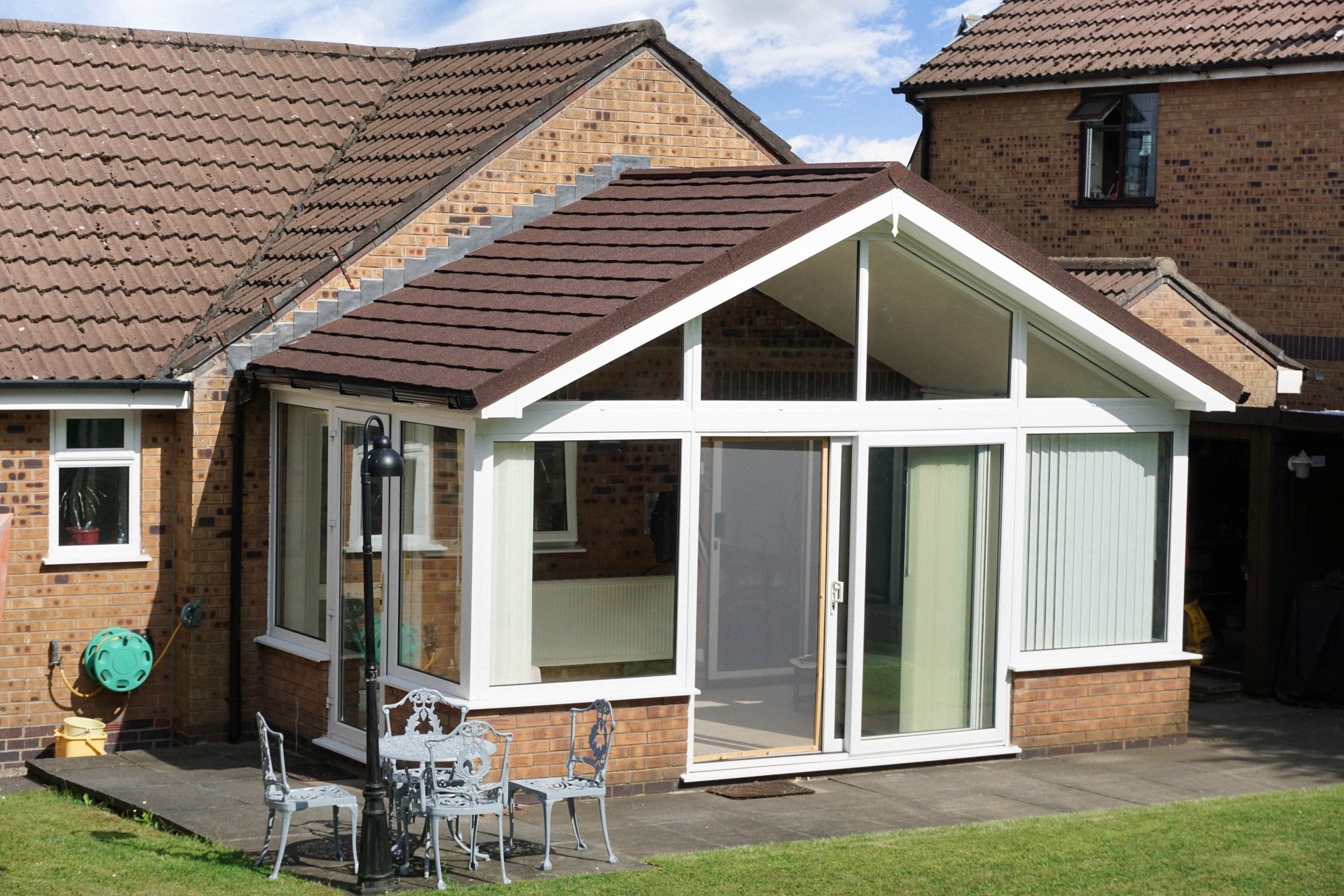 conservatory roof prices south wales