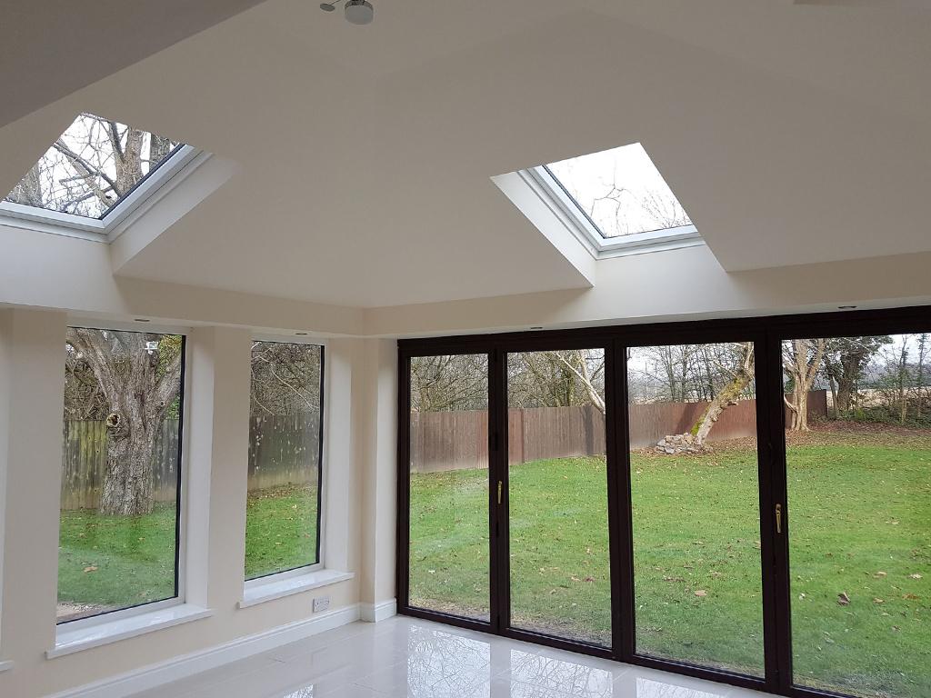 conservatory roofs prices pontypool