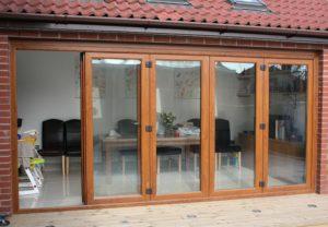 double glazing cardiff bifold