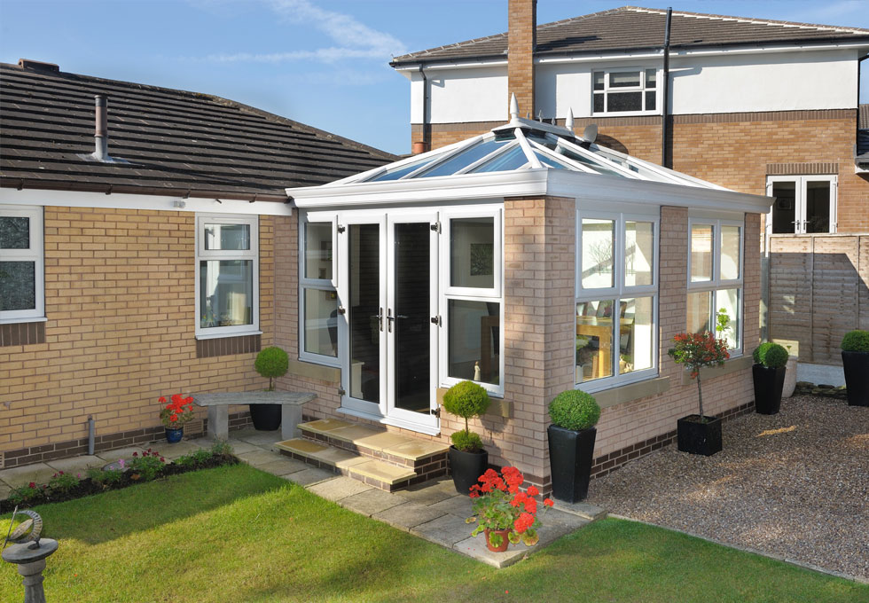 double glazing extension pontypool
