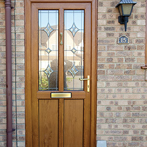 Entrance Door Styles in South Wales