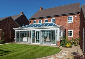 Global orangery installation