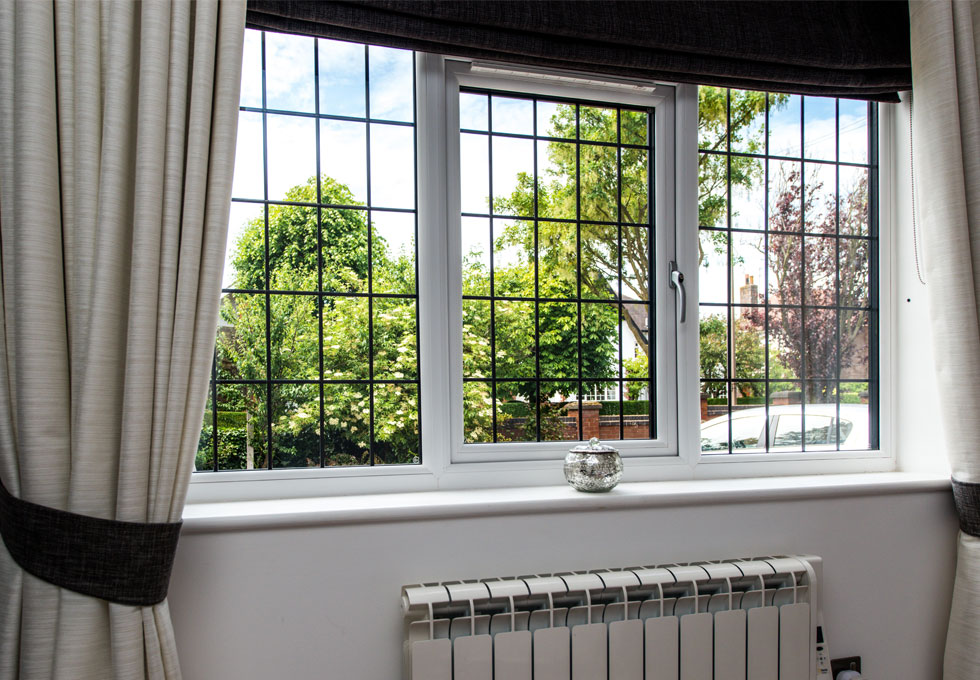 Great looking uPVC windows available in South Wales