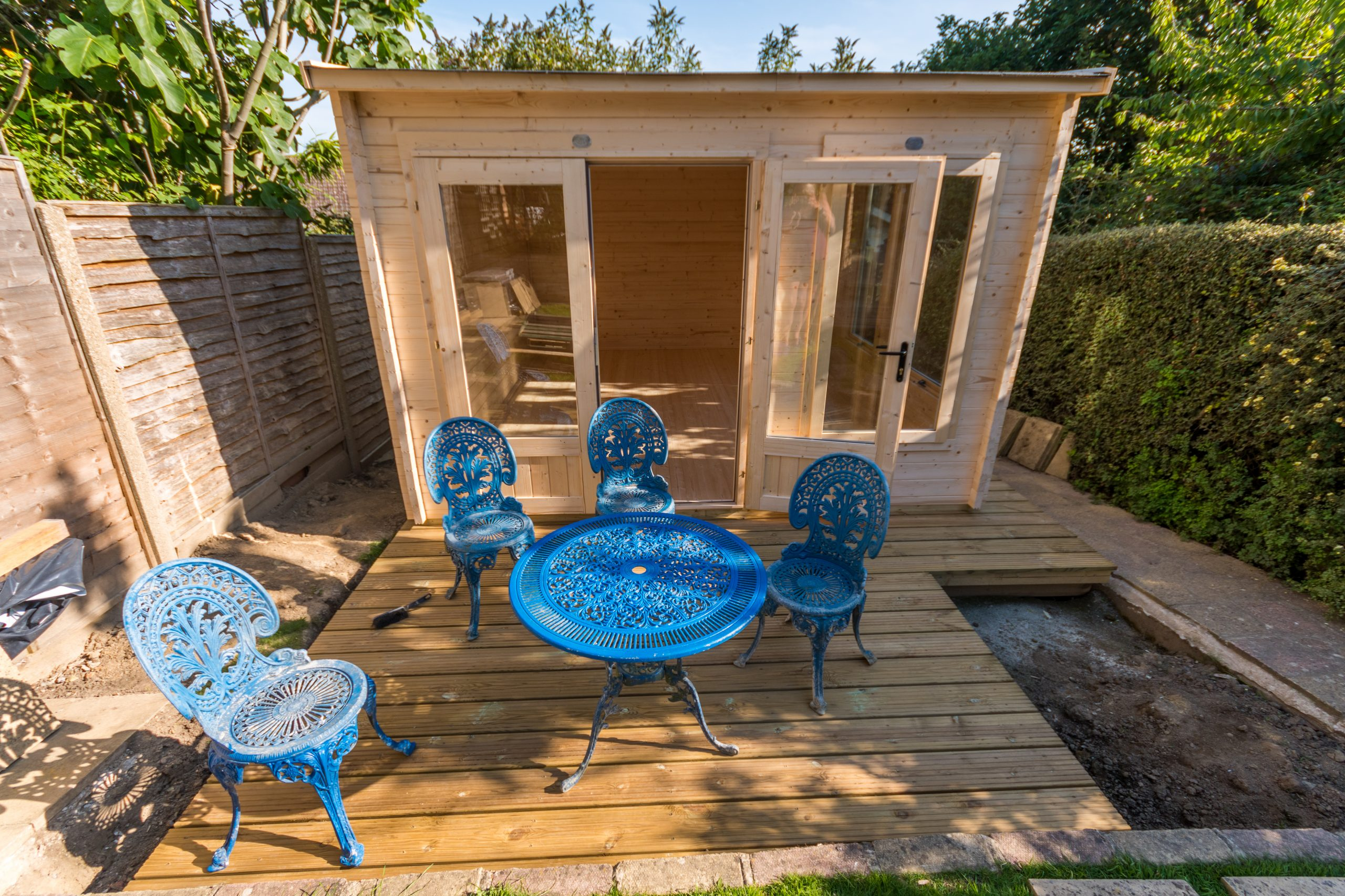 garden room prices south wales