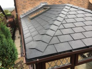 tiled conservatory roofs vale of glamorgan