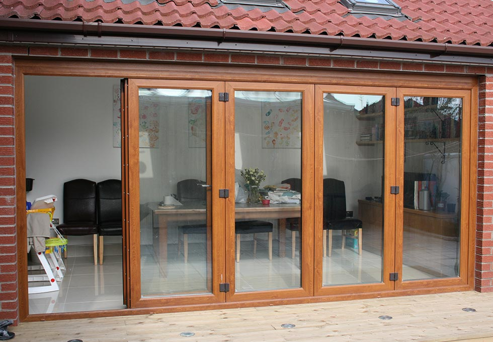 uPVC Bifold Doors South Wales